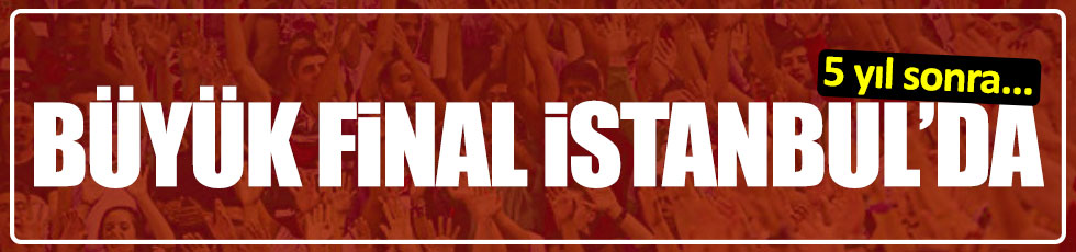 Euroleague Final Four finali İstanbul'da