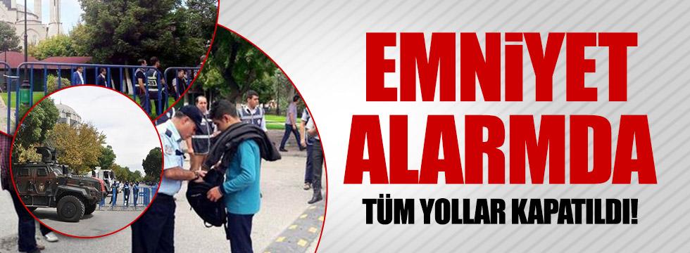 Gaziantep'de IŞİD alarmı