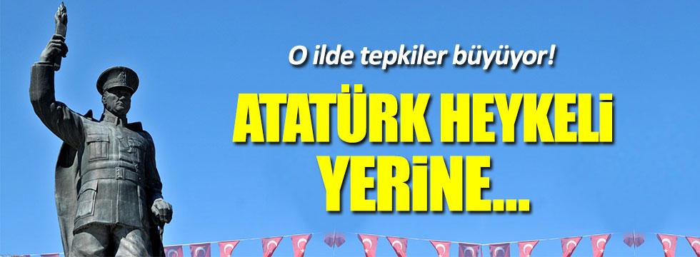 ADD, Atatürk heykeli için açıklama yaptı