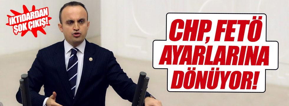 Turan'dan, CHP'ye 'AYM' eleştirisi