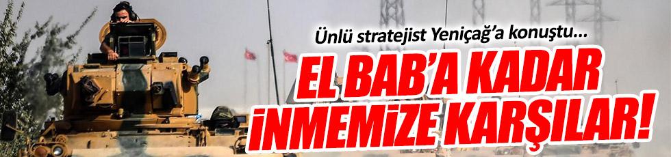 Türkiye, El Bab'dan önce Dabık'ı aşmalı