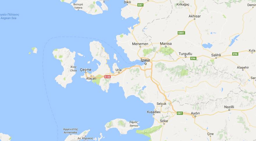 İzmir yine sallandı