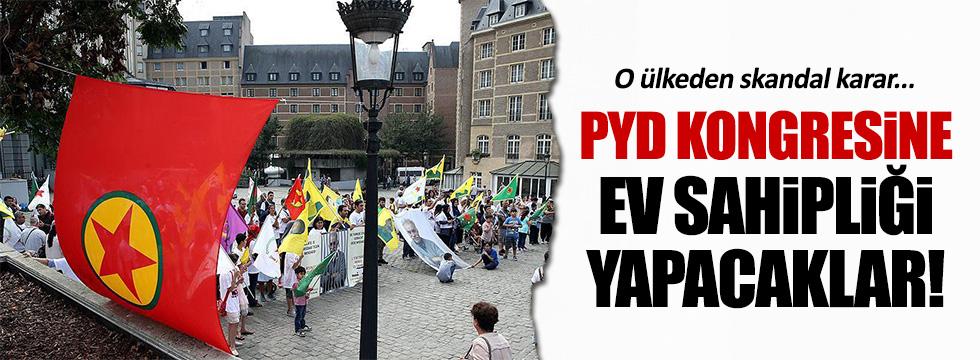 PYD'nin sözde Avrupa Kongresi Belçika'da yapılacak