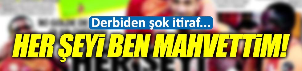 Spor Manşetleri 25 Eylül 2016