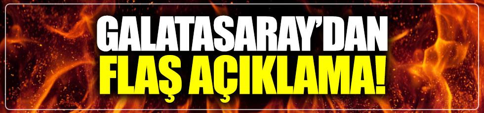 Galatasaray'dan derbi teşekkürü