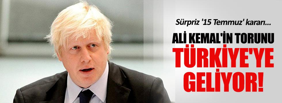 Boris Johnson'dan sürpriz '15 Temmuz' kararı