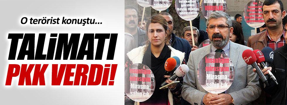 Tahir Elçi'nin öldürülme talimatını PKK vermiş