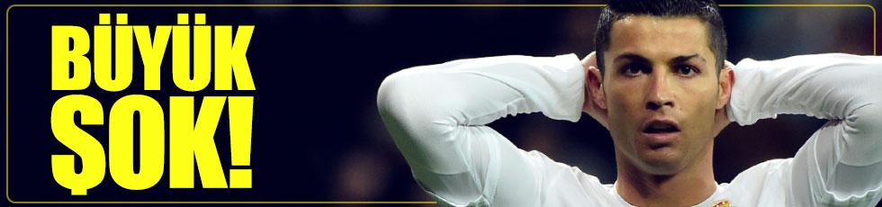 Ronaldo 7 yıl sonra ilk kez oyundan alındı