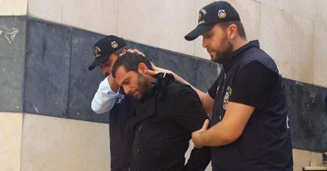 Onur Özbizerdik tutuklandı!