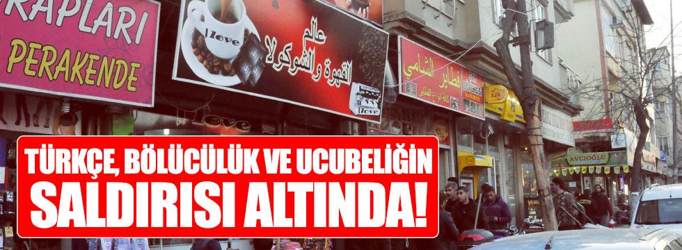 Türkçe, bölücülük ve ucubeliğin saldırısı altında!