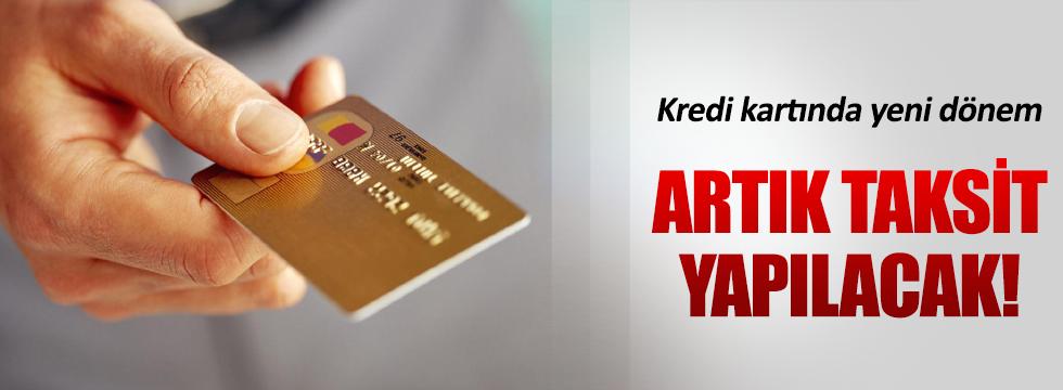 Son dakika kredi kartı düzenlemesi hayata geçti