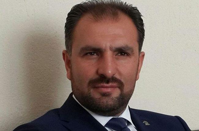 AK Parti İlçe Başkanı tutuklandı!