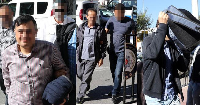 'Emniyetin abileri' gözaltına alındı