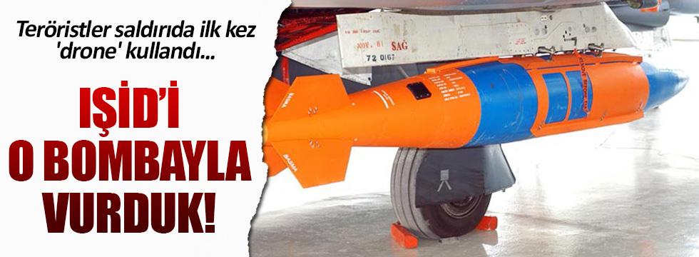 IŞİD Türk askerine karşı ilk kez 'drone' kullandı!