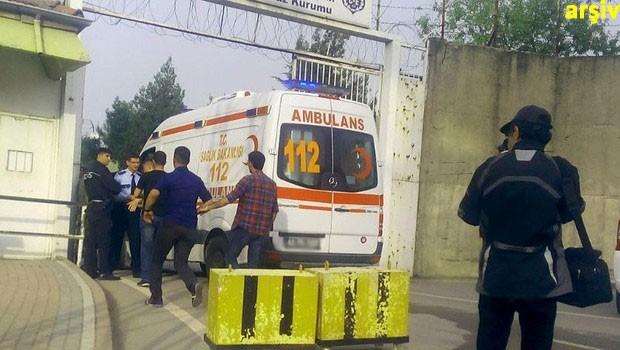 Şırnak Cezaevi'nde yangın! Ölü ve yaralılar var