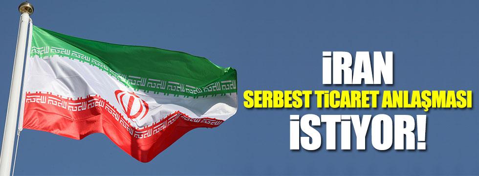 İran, serbest ticaret anlaşması istiyor