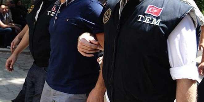 5'i müdür 59 polis tutuklandı!
