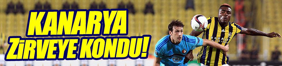 Fenerbahçe Feyanoord'u tek golle geçti