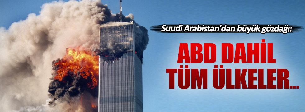 Suudi Arabistan'dan ABD'nin '11 Eylül yasası'na tepki