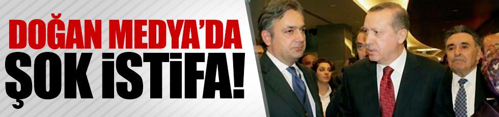 Mehmet Ali Yalçındağ Doğan Medya Grubu başkanlığından istifa etti!