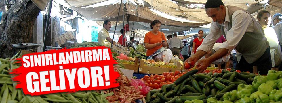 Gıdada devrim gibi karar... Fiyat artışı sınırlanıyor...