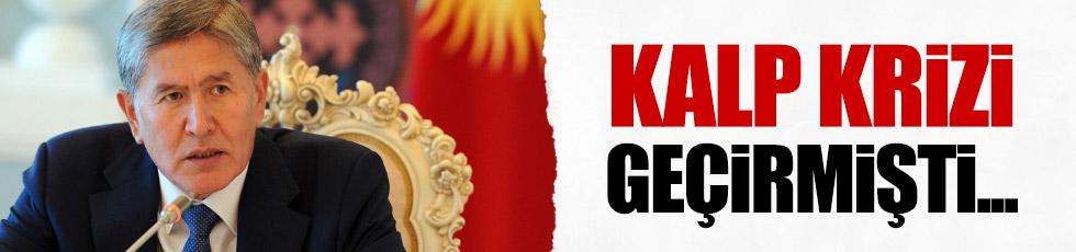 Kırgızistan Cumhurbaşkanı taburcu edildi