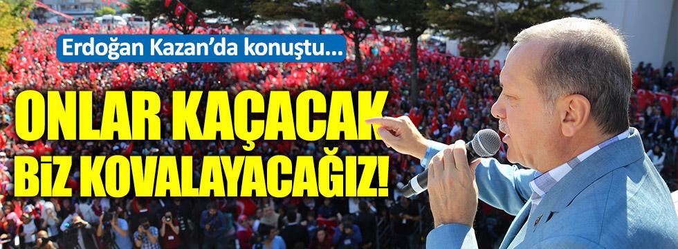 Erdoğan'dan FETÖ açıklamaları