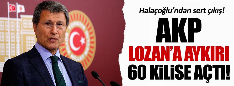 Yusuf Halaçoğlu'ndan Erdoğan'a 'Lozan' dersi