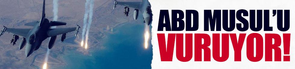 ABD, Musul'u vuruyor