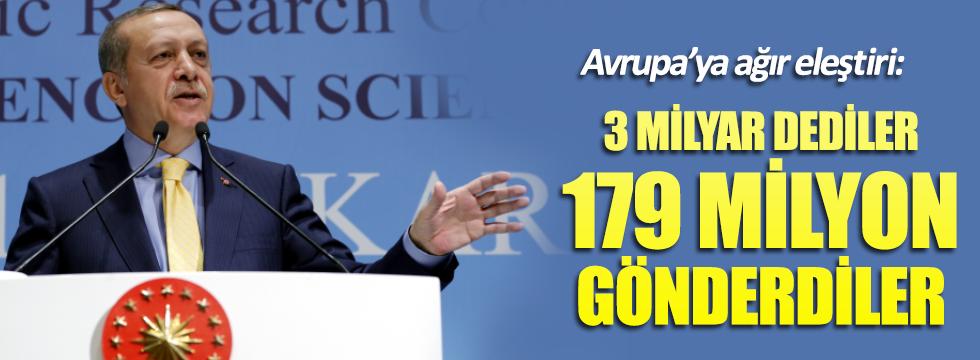 Erdoğan'dan Bilim ve Teknoloji Konferansı'nda önemli mesajlar