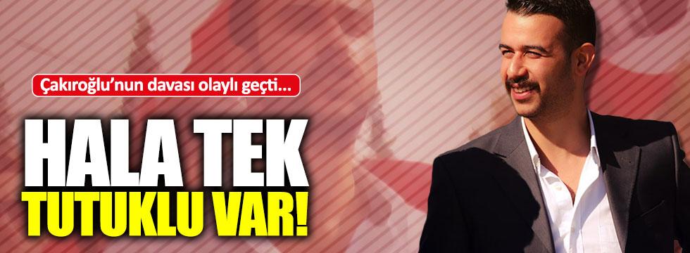 Çakıroğlu davası 23 Ocak'a Ertelendi