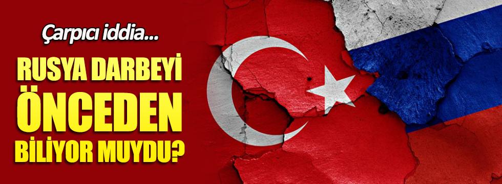 Putin'in Özel Temsilcisi: 14 Temmuz'da Türkiye'yi uyardık