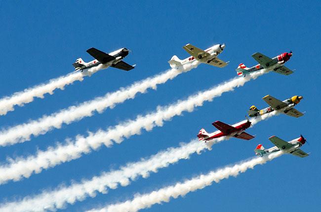 Havacılar, İstanbul AirShow'da buluşacak