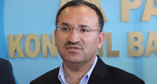 Bakan Bozdağ'dan flaş Gülen iddiası!