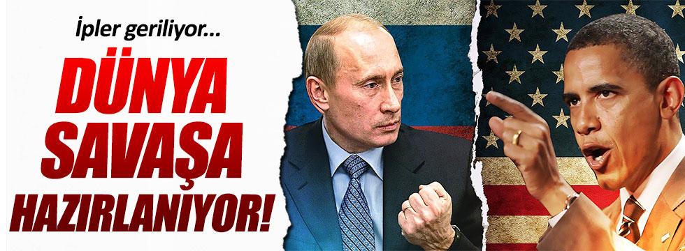 Rus Dışişleri Bakanlığı'ndan ABD'ye tehdit