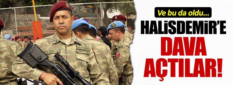 Ömer Halisdemir'e dava açıldı!