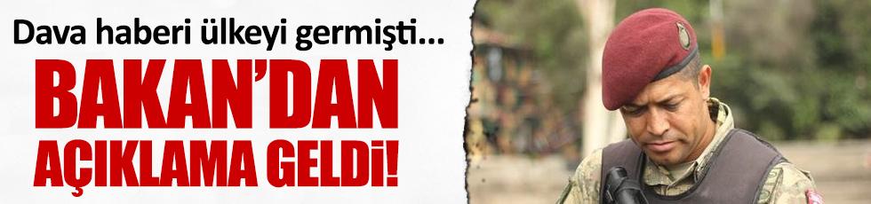 Halisdemir'in ailesine dava açıldı iddialarına yalanlama