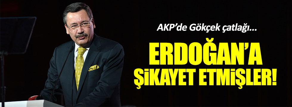 AKP Genel Başkan Yardımcıları Gökçek'i şikayet etmiş