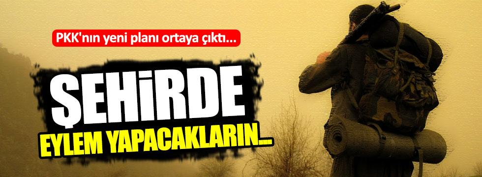 PKK'nın yeni planı ortaya çıktı