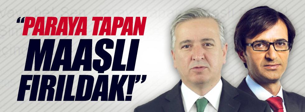 AKP'li Ünal'dan, Akşam yazarına çok sert yanıt