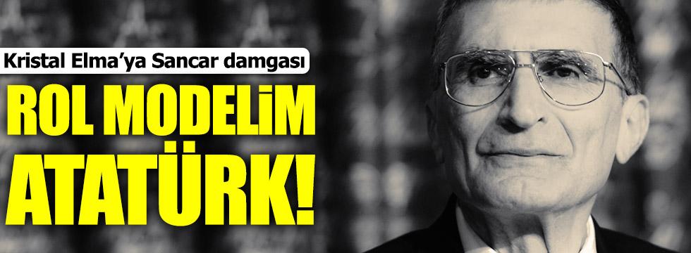 Aziz Sancar: Rol modelim Atatürk!