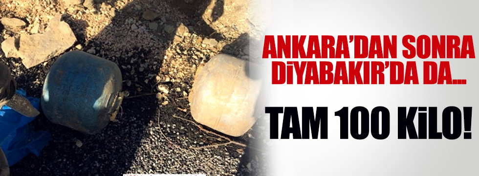 Diyarbakır'da facia son anda önlendi