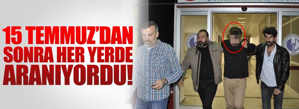Darbeci Binbaşı, Afyonkarahisar'da yakalandı