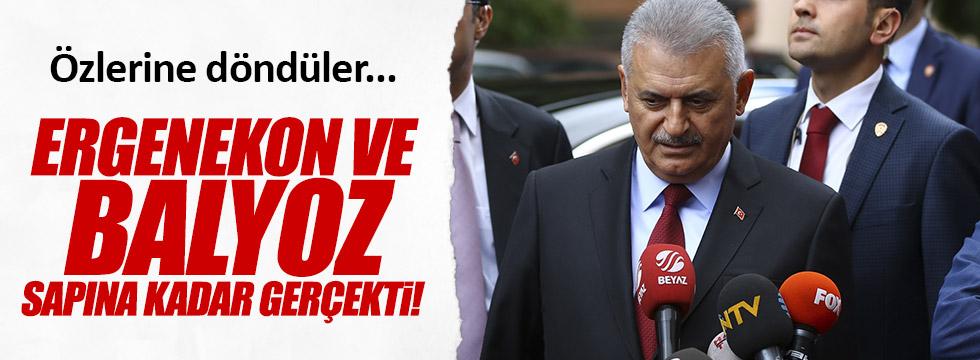 """""""Ergenekon ve Balyoz sapına kadar gerçekti"""""""