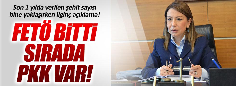 AKP'li Öznur Çalık'tan ilginç açıklama