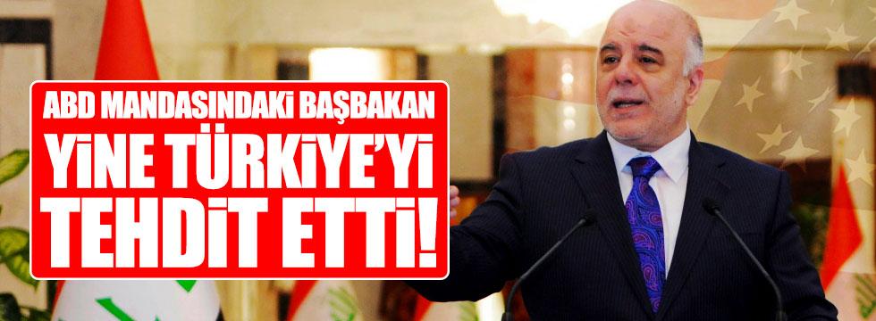 Irak Başbakanı'ndan Türkiye'ye tehdit