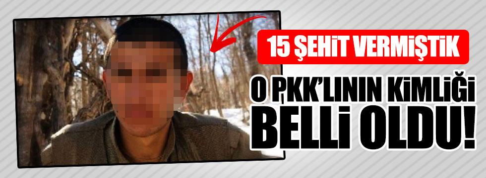 İşte Şemdinli'deki hain saldırıyı yapan PKK'lı