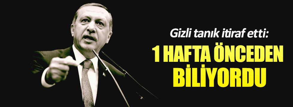 Erdoğan'a suikast planında yeni gelişme