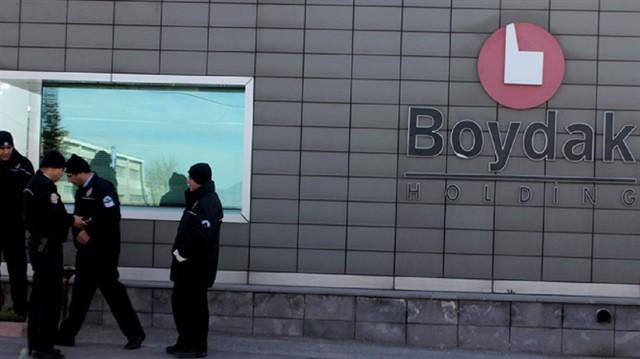 Boydak Holding'te şok istifa!
