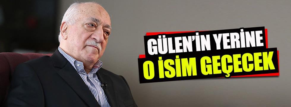 Gülen'in yerine  Mehmet Ali Şengül gelecekmiş